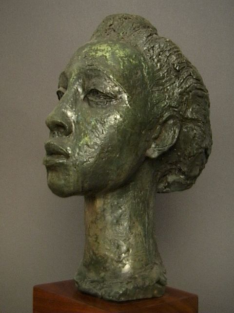 Head of Negress